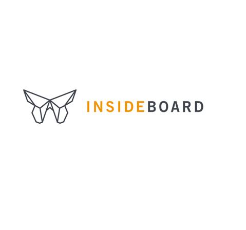 Logo Inside Board