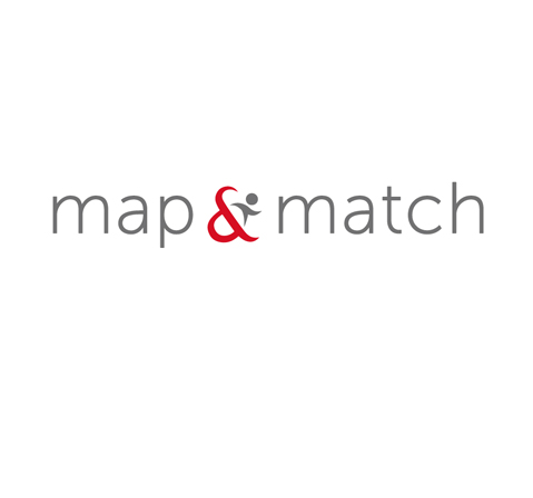 Logo Map and match